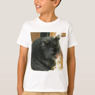 Black Hamster T-Shirt