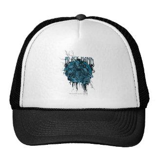 Black Hand - Graphic Collage Trucker Hat
