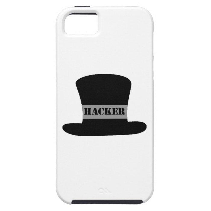 Black Hat Hacker iPhone 5 Case