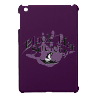 Black Hat Society iPad Mini Case