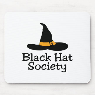 Black Hat Society Mouse Pad