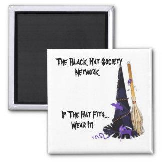 Black Hat Society Network Magnet