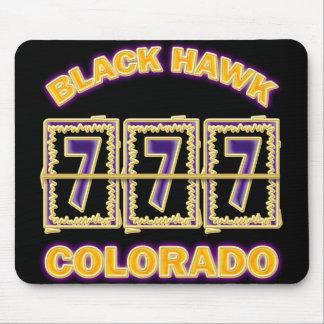 BLACK HAWK COLORADO MOUSE PAD