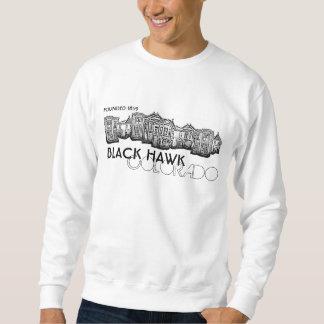 Black Hawk Colorado old town buildings guys shirt