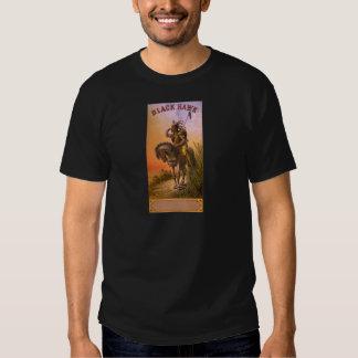 Black Hawk Native American Indian Shirt