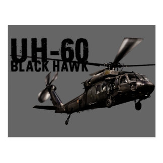 Black Hawk Postcard
