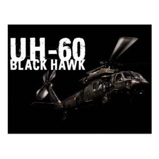Black Hawk Postcard