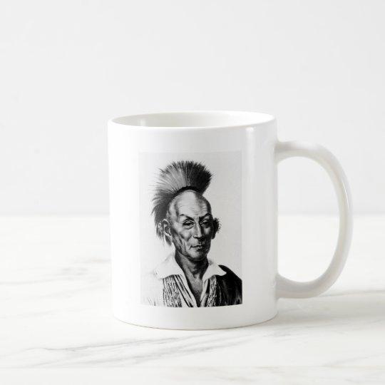 Black Hawk ~ Sac Sauk Indian Chief Coffee Mug