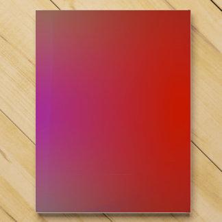 Black Hazy Airbrush Abstract Art Countdown Calendar