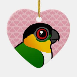 Black-headed Parrot Christmas Ornament