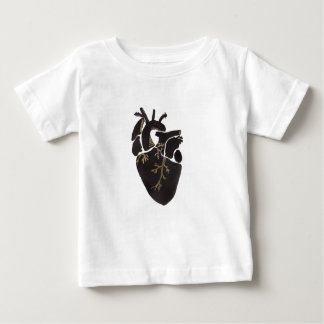 Black Heart Baby T-Shirt