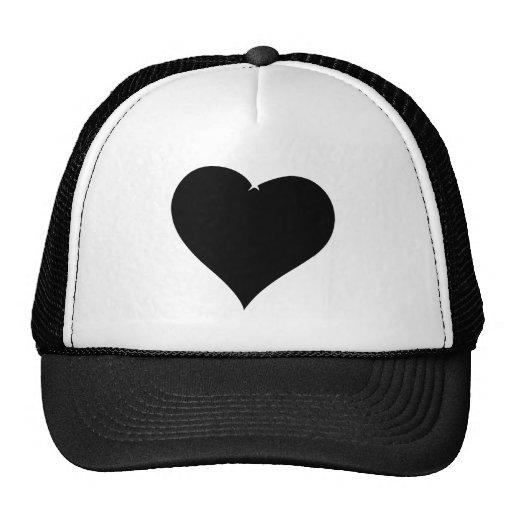 Black Heart; Cool Trucker Hat