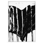 Black Heart Dry-Erase Board