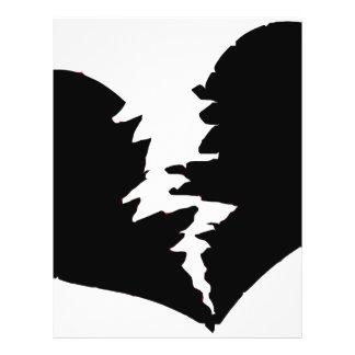 Black Heart Flyer