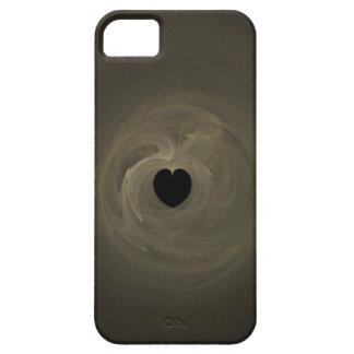 BLACK HEART iPhone CASE