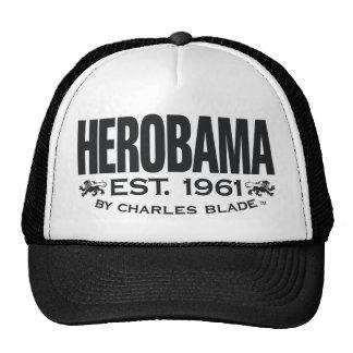 Black HEROBAMA™ Trucker Hat