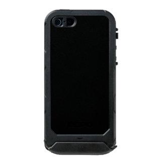 Black High End Colored Incipio ATLAS ID™ iPhone 5 Case