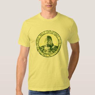 Black Hills Astronomy Club faded Shirt