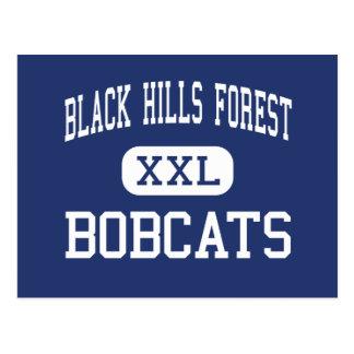 Black Hills Forest - Bobcats - High - Nemo Postcard