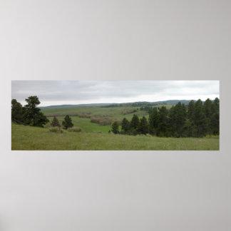 Black Hills Panoramic 29 Print