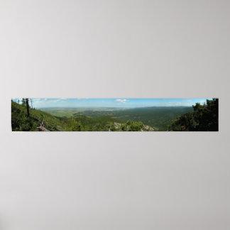 Black Hills Panoramic 35 Posters