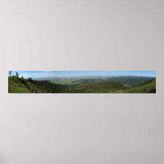 Black Hills Panoramic 36 Posters
