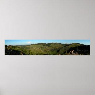 Black Hills Panoramic 37 Print