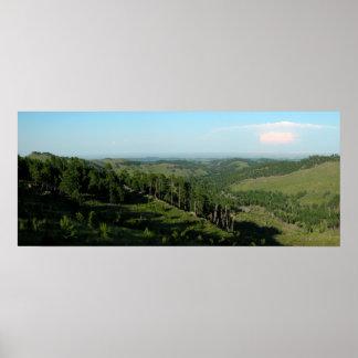 Black Hills Panoramic 38 Posters