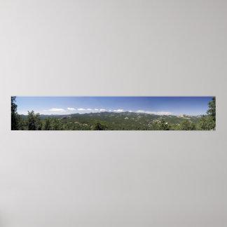 Black Hills Panoramic 40 Print