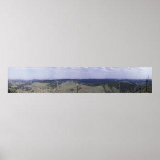 Black Hills, SD Panoramic 2 Print