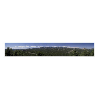 Black Hills, SD Panoramic 3 Posters