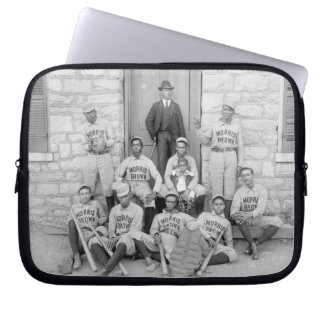 Black History Album Custom Laptop Sleeve