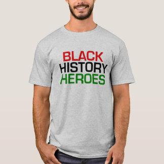 Black History Heroes Men T-Shirt