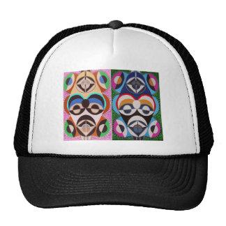 Black History MASCOT Art : HelpLess in Washington Trucker Hat