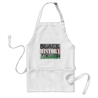 Black History Month (African Flag) Adult Apron