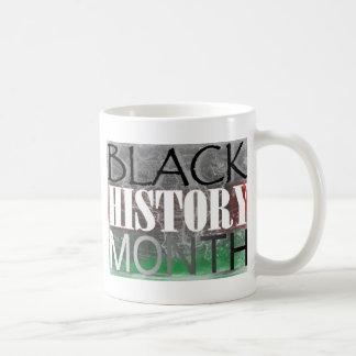 Black History Month (African Flag) Coffee Mug