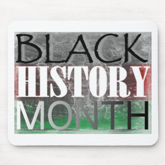 Black History Month (African Flag) Mouse Pad