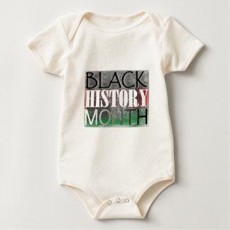 Black History Month (African Flag) Romper