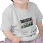 Black History Month (African Flag) T Shirt
