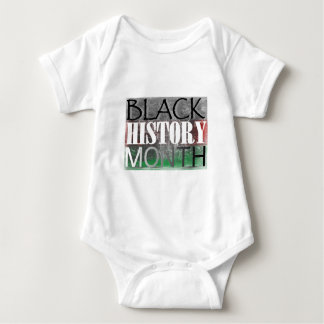 Black History Month (African Flag) Tee Shirt