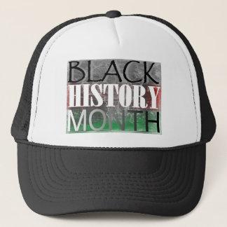 Black History Month (African Flag) Trucker Hat