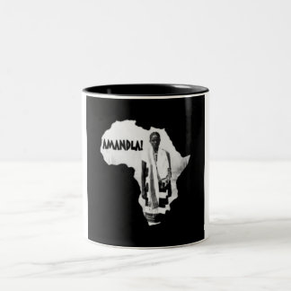 Black History Month - AMANDLA Coffee Mugs
