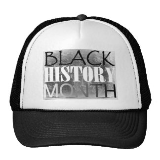 Black History Month Hats