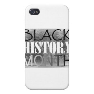 Black History Month Cover For iPhone 4