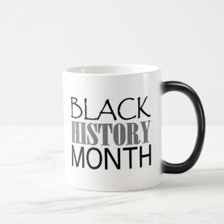 Black History Month Magic Mug