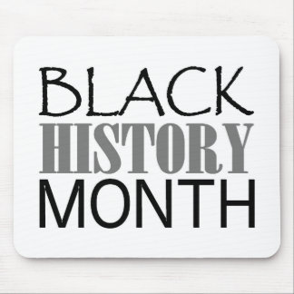 Black History Month Mouse Pad