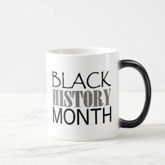 Black History Month Coffee Mugs