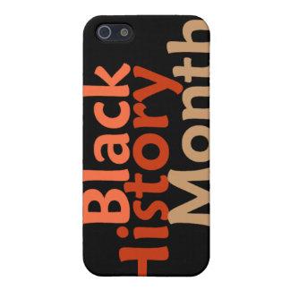 Black History Month Speck Case
