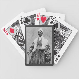 Black History Sojourner Truth Playing Cards