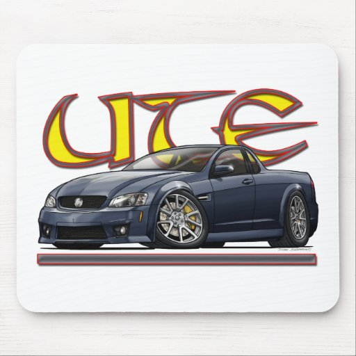 Black_Holden_UTE.png Mouse Pads